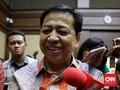Setnov Minta Airlangga Konsisten Dukung Jokowi di Pilpres