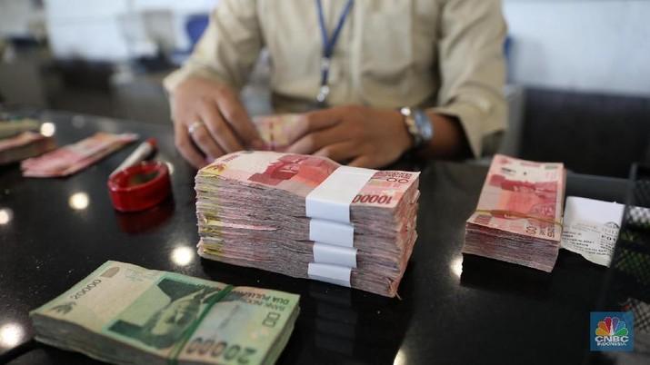Pukul 14:00 WIB: Rupiah Masih Lemah di Rp 14.070/US$