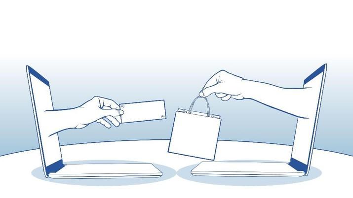 Peringkat teratas toko online Indonesia masih yakni, Lazada, Tokopedia dan Bukalapak.