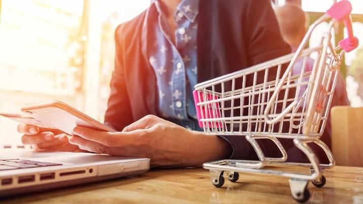Wow! Transaksi e-Commerce RI 2018 Capai Rp 77 T, Lompat 151%