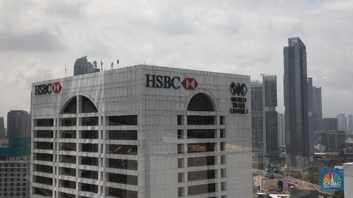 Laba HSBC Naik Dua Kali Lipat di Tahun 2017