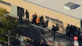 VIDEO: Insiden Penembakan di Sekolah Los Angeles