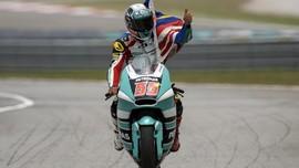 Pebalap Malaysia Dapat Perpanjangan Kontrak di MotoGP