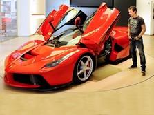Wow, Ferrari Raup Untung Rp 1,16 M Tiap Jual 1 Unit Mobil