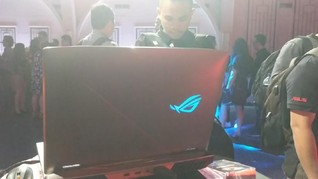 VIDEO: Jajaran Laptop Gim Asus ROG