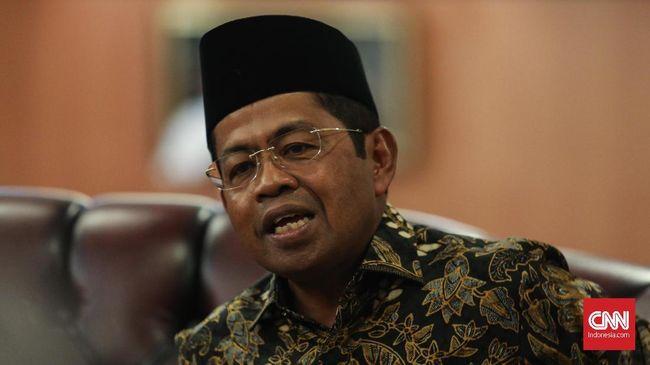 Idrus Marham Bakar Semangat Warga dengan Yel-Yel Haji Jokowi