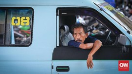 Sopir Angkot Tanah Abang Gabung OK Otrip Usai Bertemu Sandi