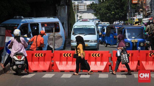 Polisi Periksa Anak Buah Anies soal Penutupan Jalan Jatibaru