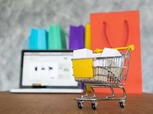 Tokopedia Tergeser! Ini Dia Jawara e-Commerce Indonesia
