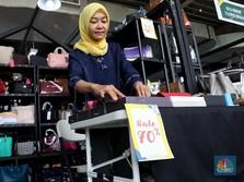 Banting Harga Tas Gucci dan Hermes Cs di Bazaar Post Market