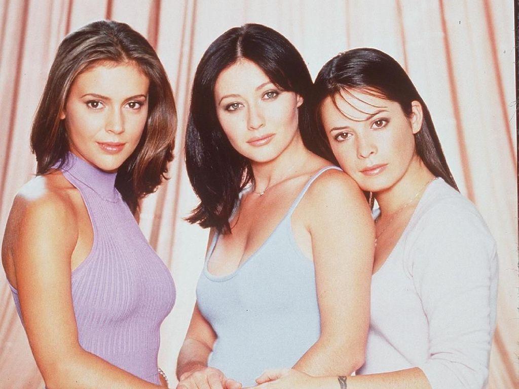 Nostalgia Dulu, Transformasi Pemain Serial Charmed yang akan Dibuat Remake
