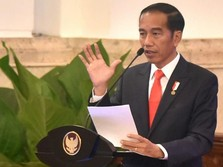Jokowi: Jangan Sampai Kebakaran Hutan Ganggu Asian Games 2018