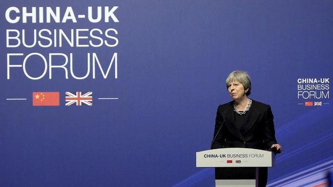 Inggris dan China Kongsi Dagang Hingga Rp151 Triliun