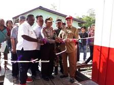 BBM Satu Harga Kini Hadir di Asmat, Papua