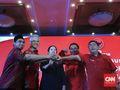 Puan Maharani Panasi Kandang Banteng di Semarang