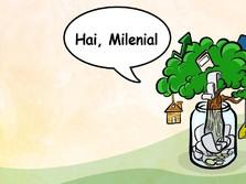 Milenial, Simak Panduan Ringkas Berinvestasi Ini