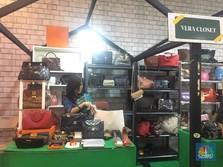 Bazaar Posh Markt, Upaya 'Membumikan' Merek Hermes Cs