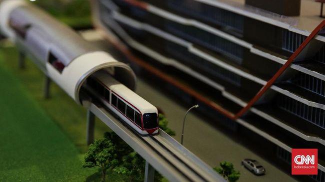 Batam Bakal Bangun LRT Senilai Rp13 Triliun