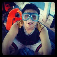 Dari penelusuran detikHealth di akun sosial medianya, Zaadit ternyata suka mengunggah foto ketika sedang berolahraga salah satunya snorkeling. (Foto: Instagram/zaaditt)