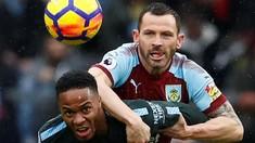 Duel Burnley vs Manchester City Berakhir Imbang
