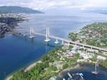 Viral! Jembatan Merah Putih Retak Efek Gempa, Masih Aman?