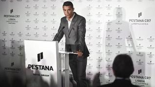Polisi Segera Minta Keterangan Ronaldo Soal Dugaan Perkosaan