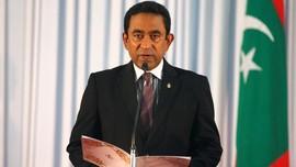 Mahkamah Agung Maladewa Berupaya Makzulkan Presiden