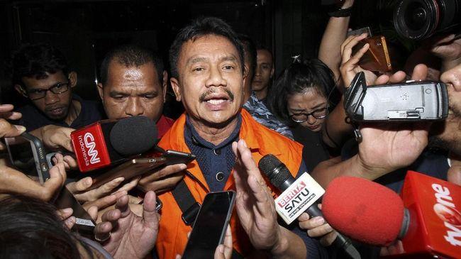 Bupati Jombang Dicokok KPK, Golkar Tunjuk Plt Ketua DPD Jatim