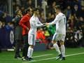 Ronaldo Marah ke Juru Kamera Usai Diganti Zidane