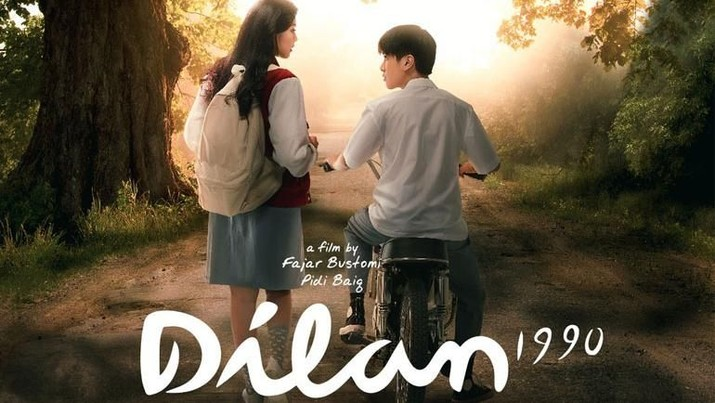 Berikut daftar 7 film Indonesia terlaris sepanjang masa, ketampanan Dilan belum bisa kalahkan Dono dan kawan-kawan