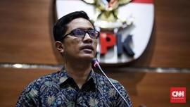 KPK Segel Kantor Dinas PU Yogyakarta Dalam OTT