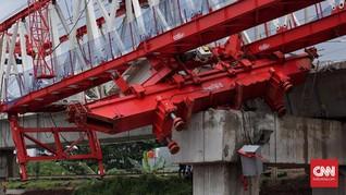 Polisi: Insiden Crane Ambruk Jatinegara Akibat Kelalaian