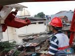 Hutama Karya Siap Tanggung Jawab untuk Korban Crane Ambruk