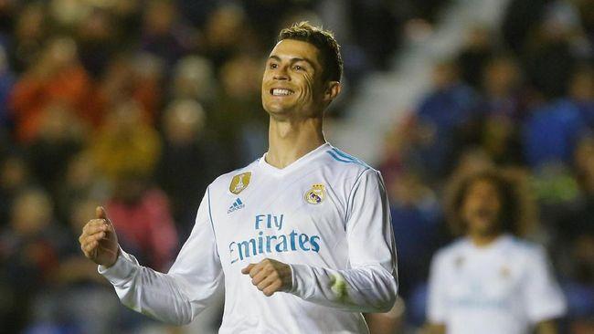 Ronaldo: Lawan PSG Tentukan Nasib Madrid Sepanjang Musim
