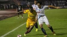 Duel Sriwijaya FC Lawan Bali United Berakhir Imbang Tanpa Gol