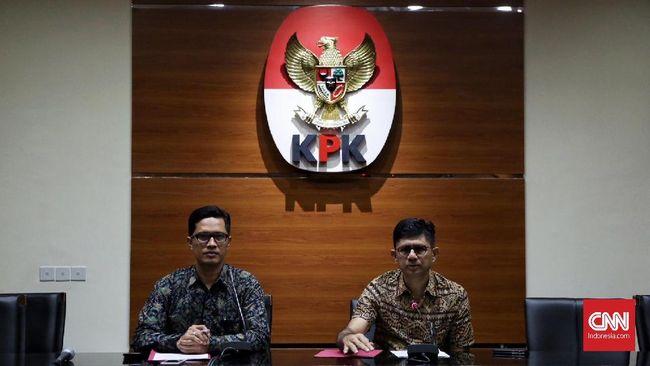 KPK Amankan Rp1 Miliar di Kardus Saat OTT Lampung Tengah