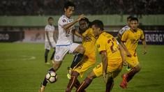 Sriwijaya FC Bidik Kemenangan di Kandang Bali United