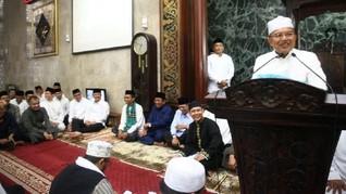 Wapres JK Tak Larang Ustaz Ceramah soal Politik di Masjid