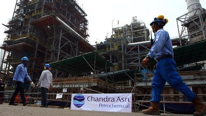 PT Chandra Asri Petrochemical Tbk. (TPIA) mencatatkan kinerja kurang memuaskan.