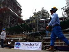 Naikkan Produksi, Chandra Asri Siapkan Capex Rp 6,52 T