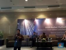 Ekonom: Pertumbuhan Ekonomi 2018 Bisa 5,3%