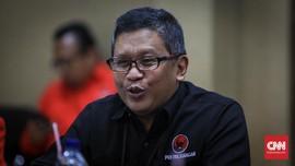 PDIP 'Buka Pintu' untuk Demokrat dan Gerindra di Pilpres 2019