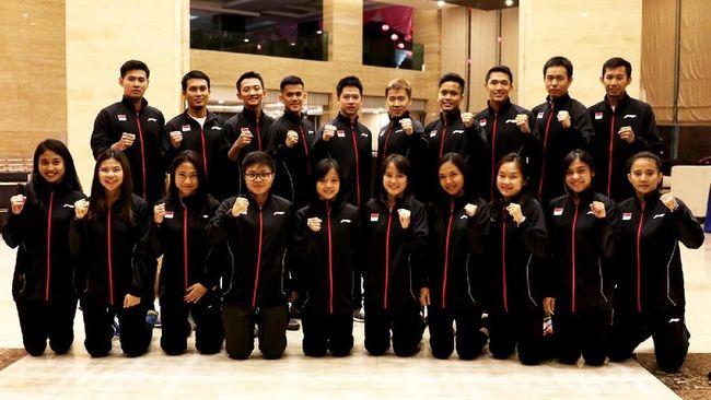 Tim Indonesia Siap Berjuang di Kualifikasi Thomas-Uber