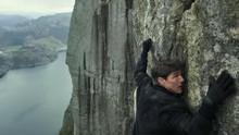 Corona 'Batalkan' Syuting Mission: Impossible 7 di Italia