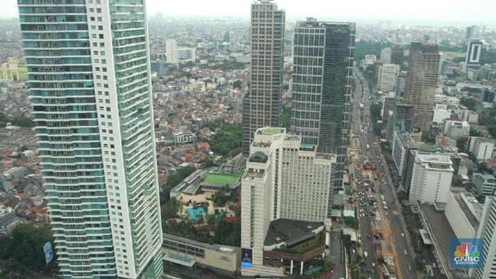 Badan Pusat Statistik (BPS) mencatat ekonomi Indonesia sepanjang kuartal II-2019 masih tumbuh.