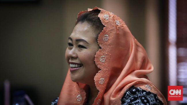 Soal Peluang Masuk Timses, Yenny Wahid Mengaku 'Jomblo'