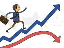 Fitch Prediksi Ekonomi RI 2018 Tumbuh di Bawah Target APBN