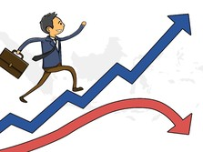 Hanya Naik Tipis, Pertumbuhan Ekonomi Lampaui Ekspektasi