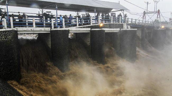 Katulampa Sempat Siaga 1, Warga DKI Diimbau Waspada Banjir