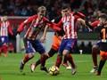 Menang Atas Valencia, Atletico Berjarak 9 Poin dari Barcelona